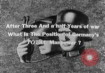 Image of German manpower Germany, 1943, second 2 stock footage video 65675045525