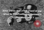 Image of German manpower Germany, 1943, second 6 stock footage video 65675045525
