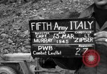Image of German soldiers Italy, 1945, second 4 stock footage video 65675045527