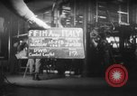 Image of Propaganda leaflet printing press Italy, 1945, second 1 stock footage video 65675045531