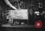 Image of Propaganda leaflet printing press Italy, 1945, second 11 stock footage video 65675045531