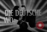 Image of Reich Protector Dr. Wilhelm Frick Czechoslovakia, 1943, second 7 stock footage video 65675045539