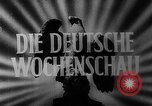 Image of Reich Protector Dr. Wilhelm Frick Czechoslovakia, 1943, second 9 stock footage video 65675045539
