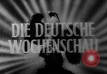 Image of Reich Protector Dr. Wilhelm Frick Czechoslovakia, 1943, second 10 stock footage video 65675045539