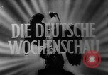 Image of Reich Protector Dr. Wilhelm Frick Czechoslovakia, 1943, second 11 stock footage video 65675045539