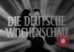 Image of Reich Protector Dr. Wilhelm Frick Czechoslovakia, 1943, second 12 stock footage video 65675045539