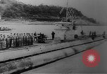 Image of German submarine Germany, 1943, second 9 stock footage video 65675045544