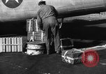 Image of B-24 aircraft Europe, 1944, second 10 stock footage video 65675045549