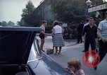 Image of German civilians Berlin Germany, 1961, second 2 stock footage video 65675045553