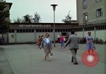 Image of German civilians Berlin Germany, 1961, second 2 stock footage video 65675045554