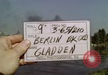Image of water filter plant Berlin Germany, 1961, second 1 stock footage video 65675045569