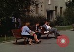 Image of refugees Berlin Germany, 1961, second 4 stock footage video 65675045570