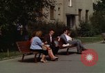 Image of refugees Berlin Germany, 1961, second 7 stock footage video 65675045570