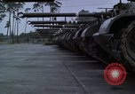 Image of military tanks Berlin Germany, 1961, second 9 stock footage video 65675045571