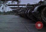 Image of military tanks Berlin Germany, 1961, second 10 stock footage video 65675045571