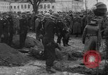 Image of Marshal Erick von Manstein lays wreath on grave of General  Schulz Ukraine, 1944, second 12 stock footage video 65675045585