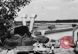 Image of German troops in action on Eastern Front Belarus, 1944, second 8 stock footage video 65675045592