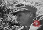 Image of German soldiers Eastern Front, 1941, second 2 stock footage video 65675045593