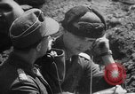 Image of German soldiers Eastern Front, 1941, second 3 stock footage video 65675045593