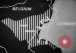 Image of Battle of the Bulge Belgium, 1945, second 1 stock footage video 65675045608