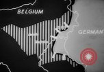 Image of Battle of the Bulge Belgium, 1945, second 2 stock footage video 65675045608