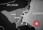 Image of Battle of the Bulge Belgium, 1945, second 3 stock footage video 65675045608