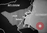 Image of Battle of the Bulge Belgium, 1945, second 4 stock footage video 65675045608