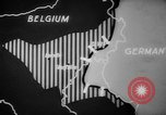 Image of Battle of the Bulge Belgium, 1945, second 5 stock footage video 65675045608