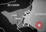 Image of Battle of the Bulge Belgium, 1945, second 6 stock footage video 65675045608