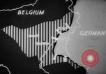 Image of Battle of the Bulge Belgium, 1945, second 7 stock footage video 65675045608