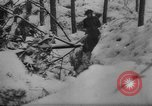 Image of Battle of the Bulge Belgium, 1945, second 9 stock footage video 65675045608