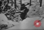 Image of Battle of the Bulge Belgium, 1945, second 11 stock footage video 65675045608