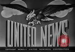 Image of fighter plane United States USA, 1945, second 4 stock footage video 65675045616
