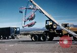 Image of parachute dummies United States USA, 1959, second 11 stock footage video 65675045631