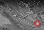 Image of P-47 strafing roads European Theater, 1945, second 10 stock footage video 65675045654
