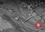 Image of P-47 strafing roads European Theater, 1945, second 11 stock footage video 65675045654