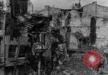 Image of wreckage in area Verdun France, 1916, second 8 stock footage video 65675045731