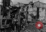 Image of wreckage in area Verdun France, 1916, second 9 stock footage video 65675045731