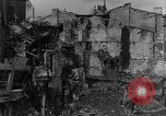 Image of wreckage in area Verdun France, 1916, second 11 stock footage video 65675045731