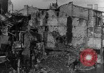 Image of wreckage in area Verdun France, 1916, second 13 stock footage video 65675045731