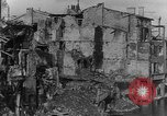 Image of wreckage in area Verdun France, 1916, second 15 stock footage video 65675045731