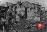 Image of wreckage in area Verdun France, 1916, second 16 stock footage video 65675045731