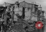 Image of wreckage in area Verdun France, 1916, second 17 stock footage video 65675045731