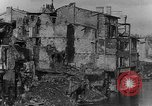 Image of wreckage in area Verdun France, 1916, second 18 stock footage video 65675045731