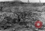 Image of French soldiers Verdun France, 1916, second 10 stock footage video 65675045732