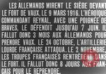 Image of Vaux Fort Verdun France, 1916, second 7 stock footage video 65675045736