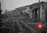 Image of damaged area Germany, 1917, second 2 stock footage video 65675045750