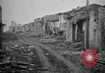 Image of damaged area Germany, 1917, second 5 stock footage video 65675045750