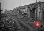 Image of damaged area Germany, 1917, second 7 stock footage video 65675045750