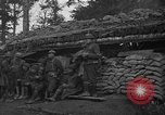 Image of General Johnston Germany, 1917, second 4 stock footage video 65675045752